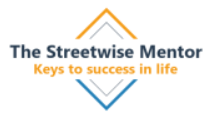 The Streetwise Mentor Logo